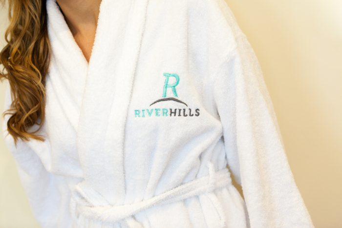 Riverhills Day Spa Robes