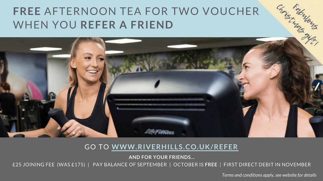 Refer a Friend September 2018 offer